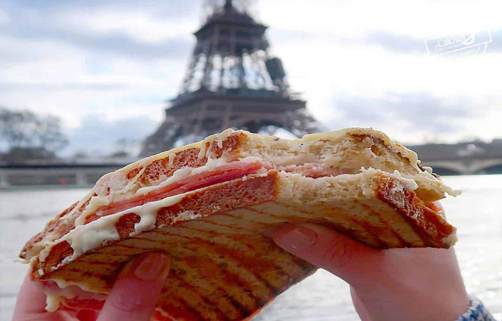 غذاهای پاریس