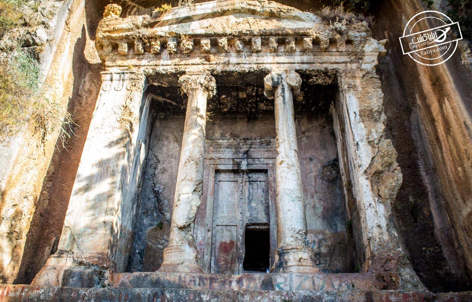 آثار باستانی لیکیه
