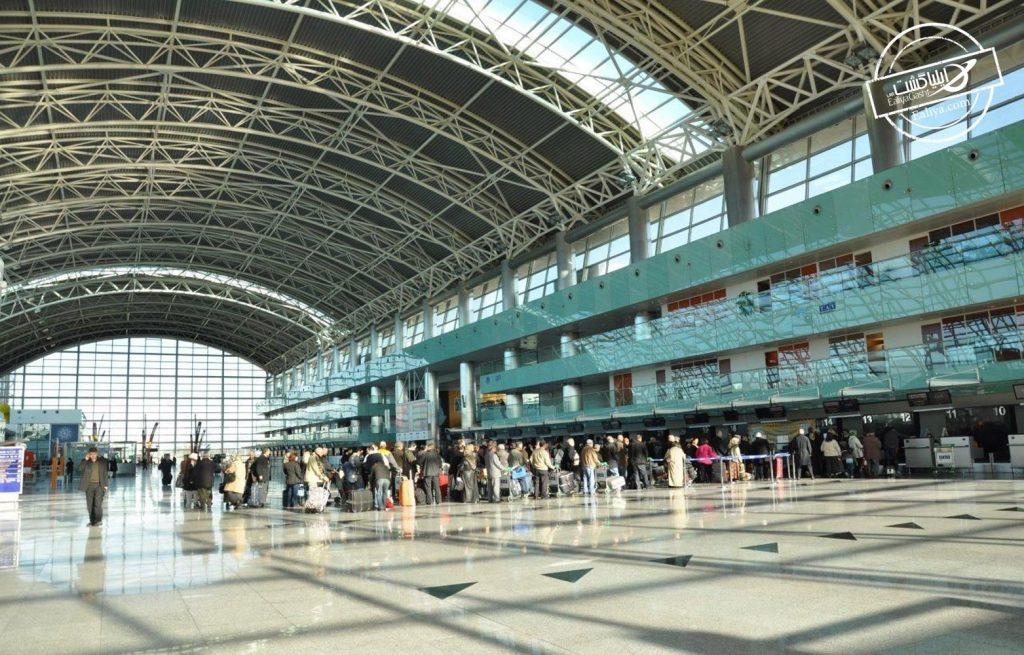 فرودگاه عدنان ازمیر
