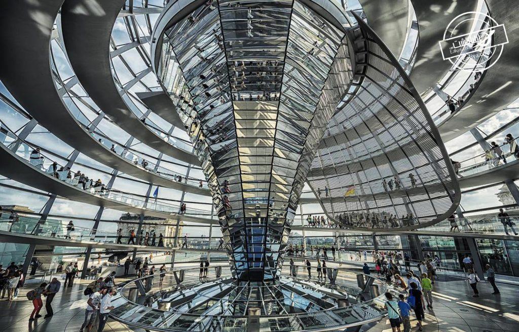 ساختمان رایشتاگ آلمان