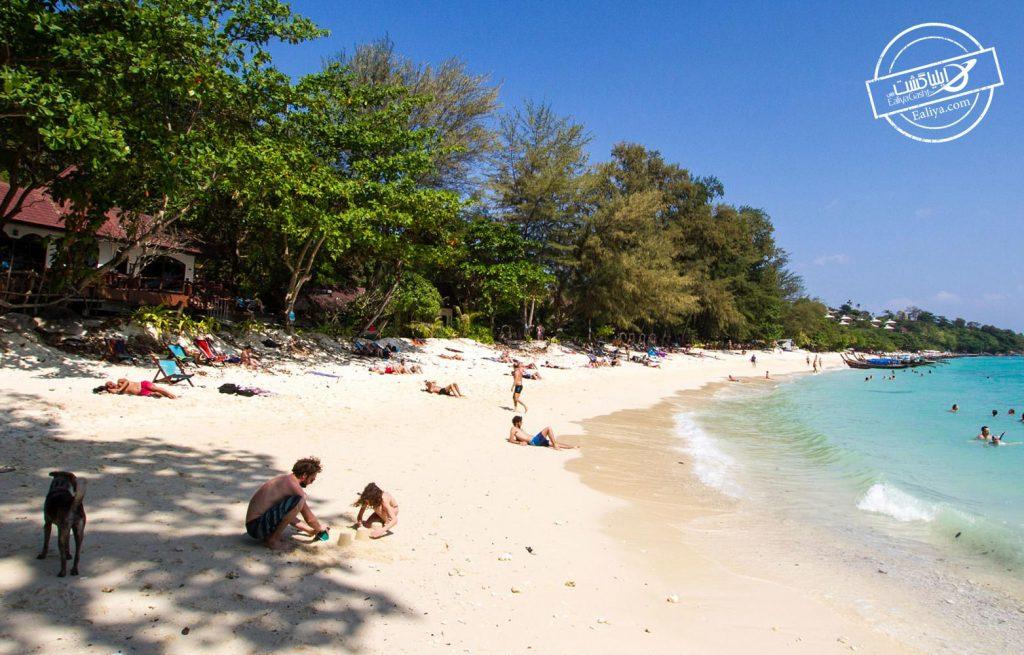 ساحل لانگ بیچ آنتالیا