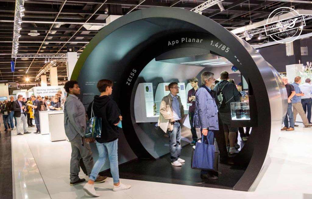 نمایشگاه فوتوکینا شهر کلن آلمان
