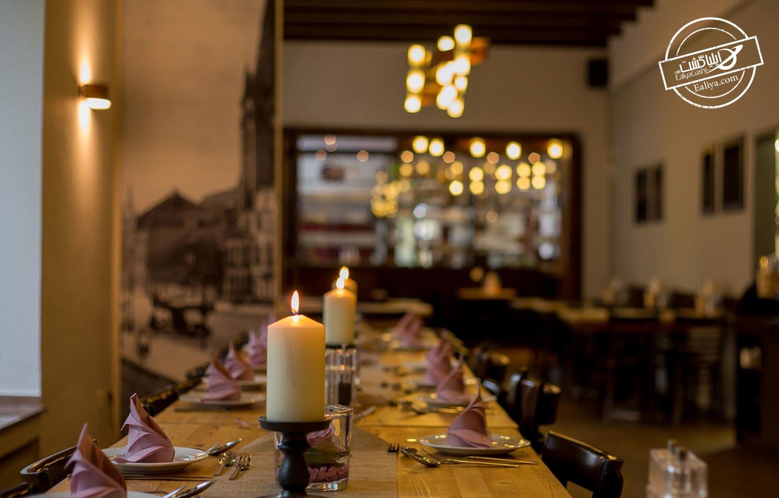 رستوران اوریگه