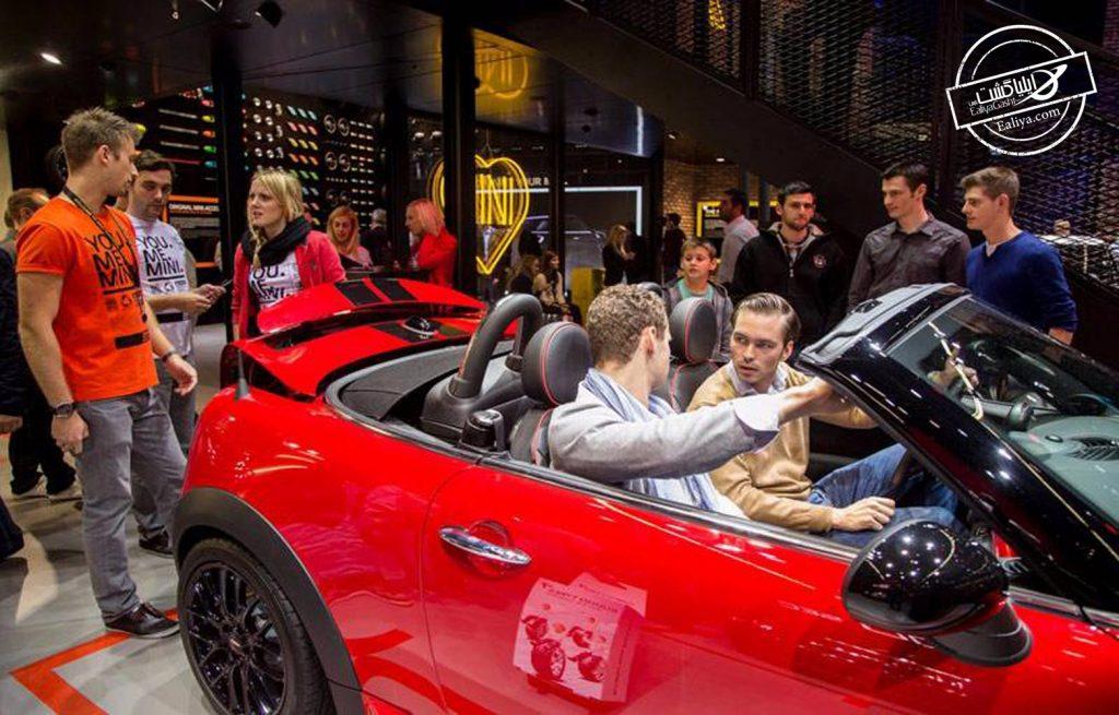 نمایشگاه خودروی آلمان