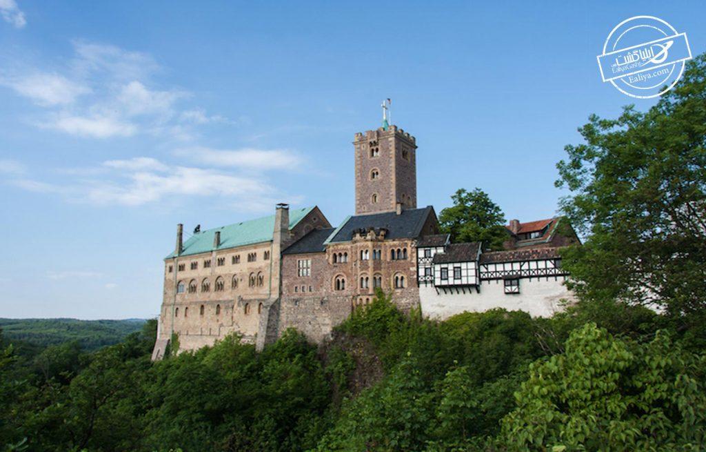 قلعهی زیگمارینِن آلمان