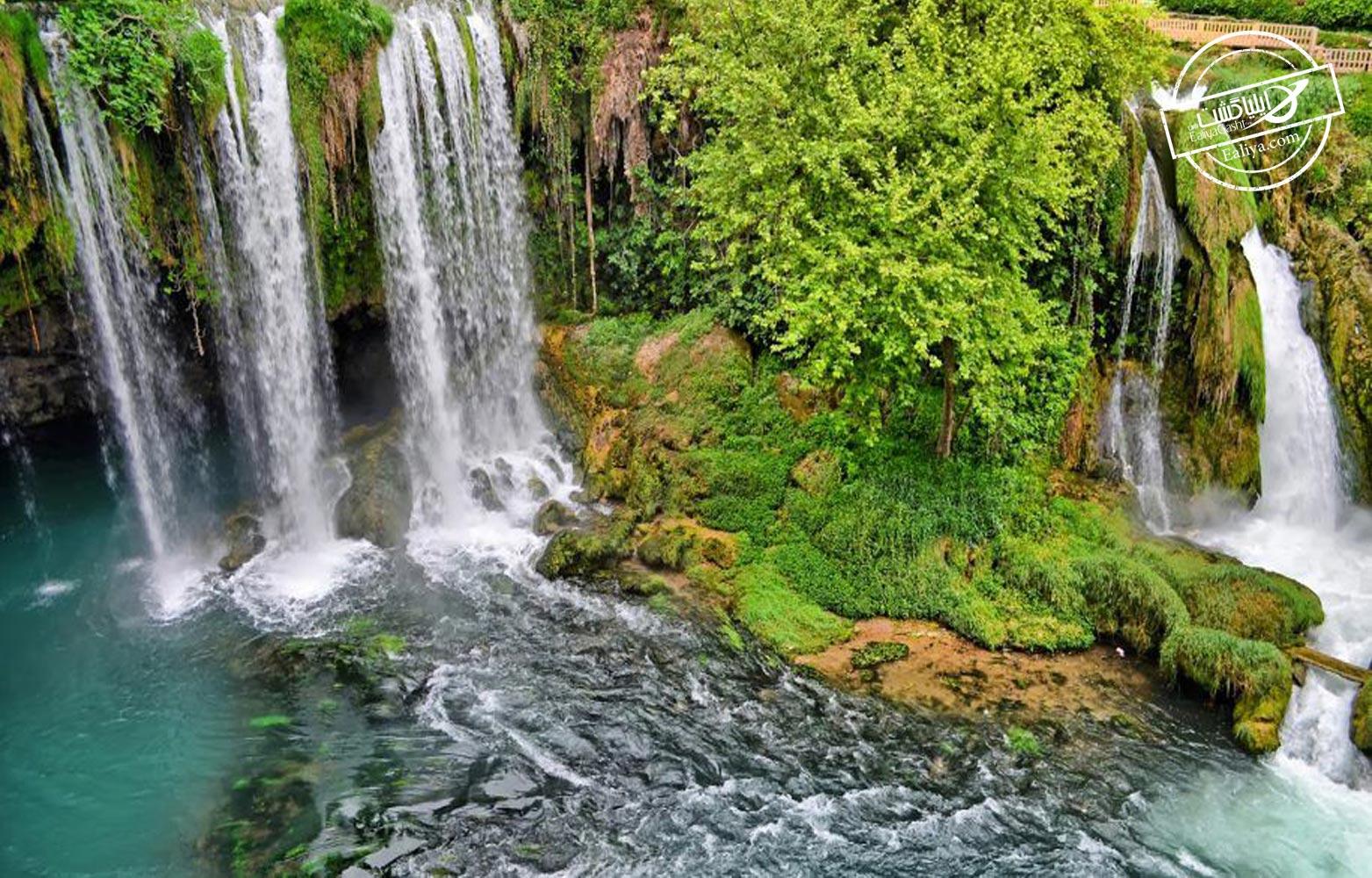 آبشارهای دودن