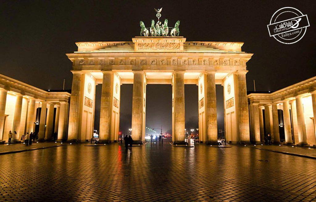 جاذبه های برلین در آلمان