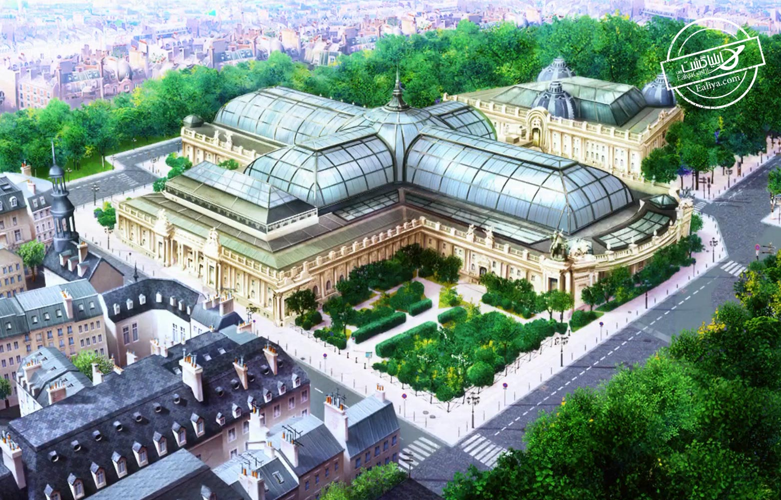 گراند پله پاریس