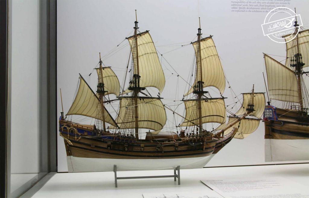 موزه بین المللی دریا نوردی