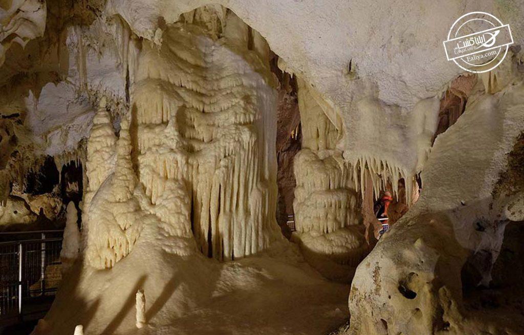تفریحات غار گردی در ایتالیا