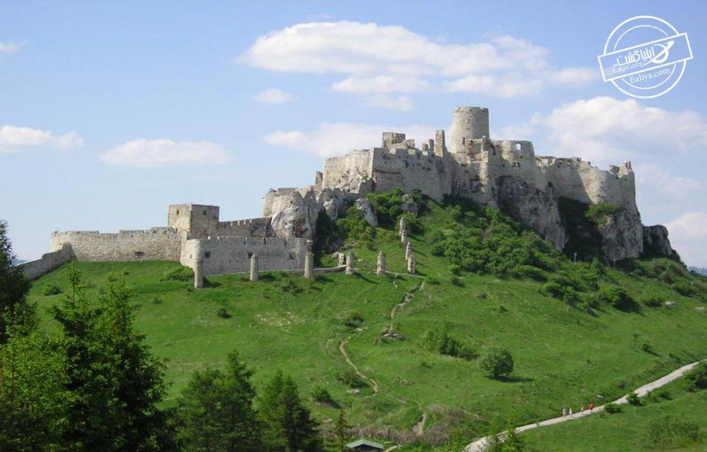 قلعهی لیختنِشتاین آلمان