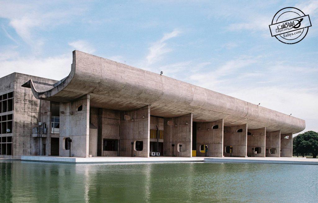 ساختمان مجلس هند