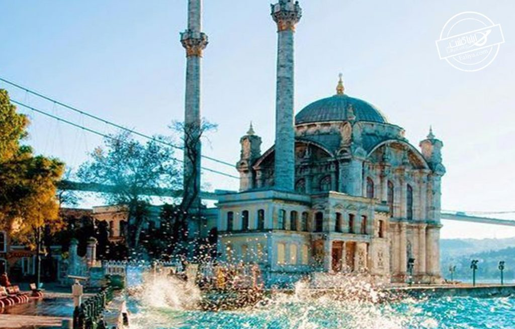 مسجد اسکله انتالیا