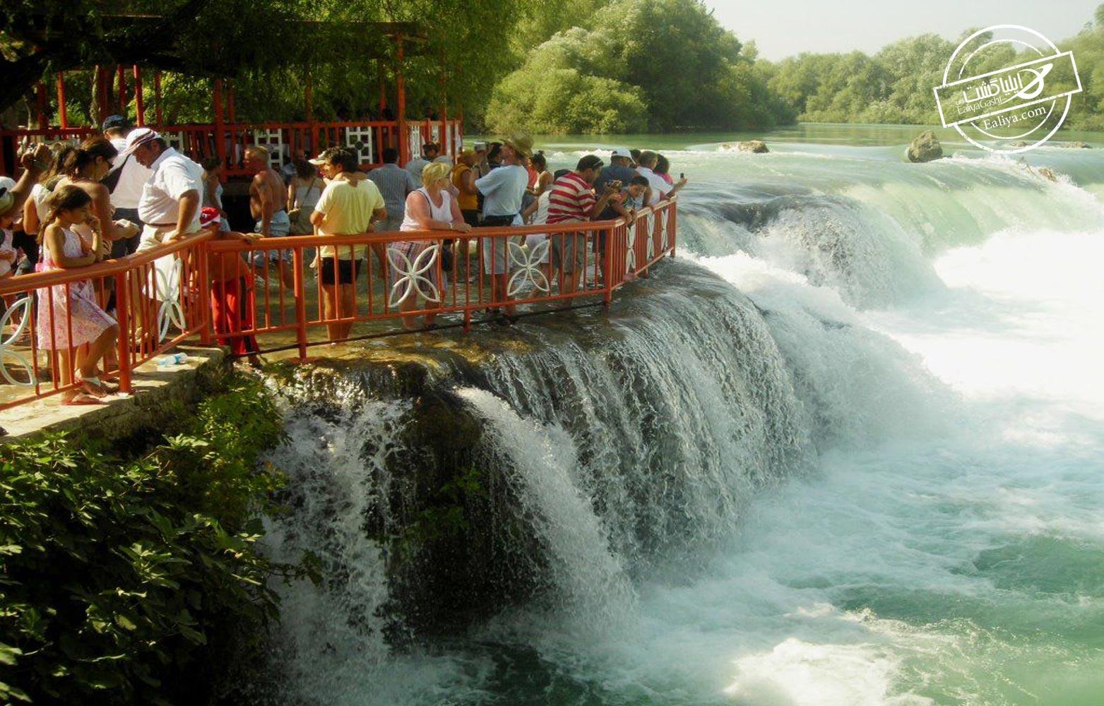 آبشار آنتالیا
