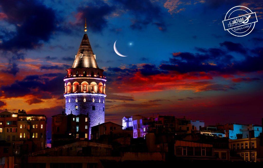 برج گالاتا ترکیه