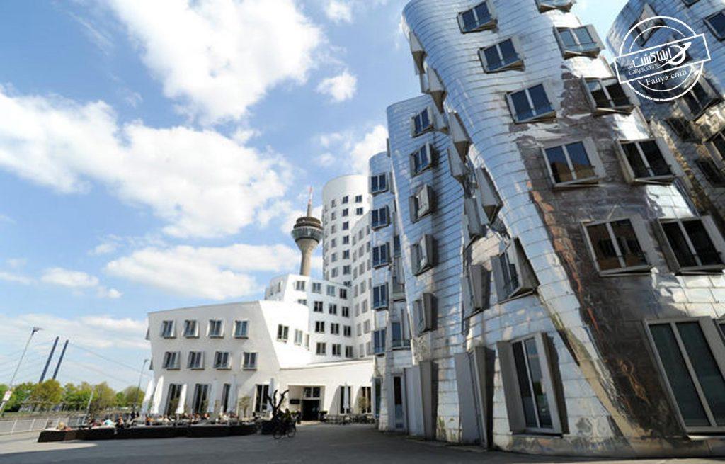 ساختمانهای گری آلمان
