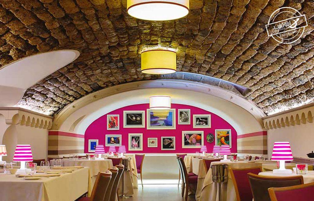 رستوران های سورنتو