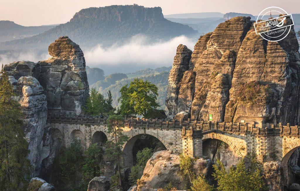 جاذبه های طبیعی آلمان