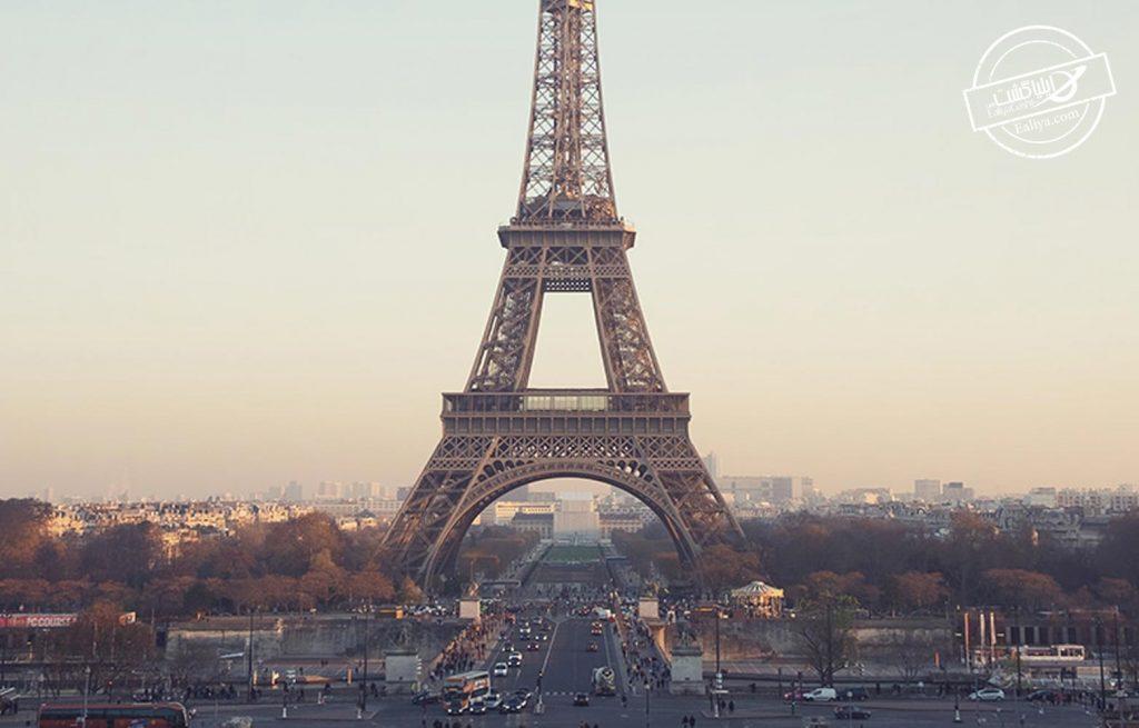 پاریس عروس شهرهای جهان