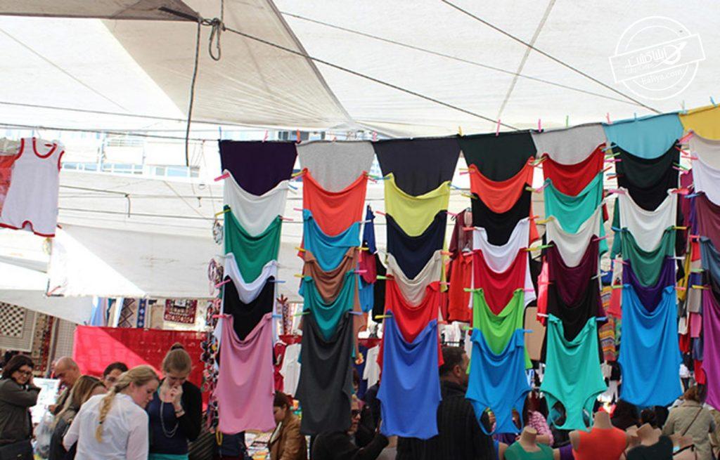 بازارهای هفتگی آنتالیا