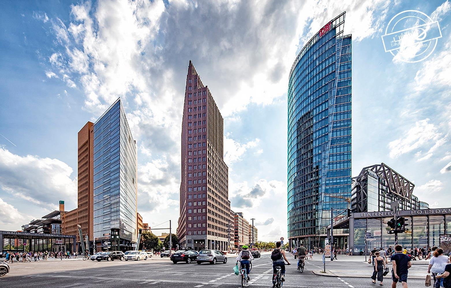 معروف ترین میدان برلین