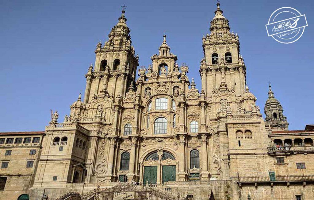 کلیساهای دیدنی اسپانیا