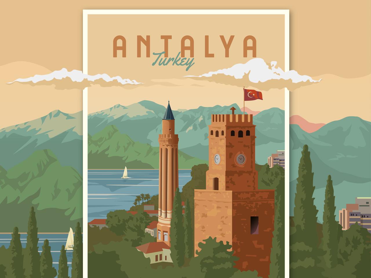 نکات سفر به آنتالیا