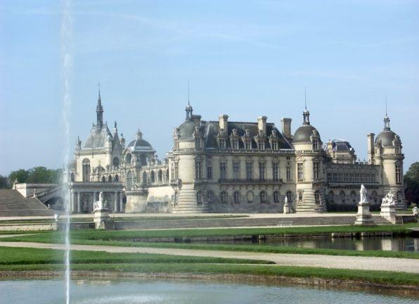 کاخ های پاریس