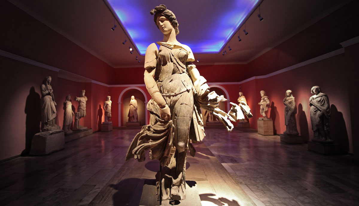 موزه های ازمیر