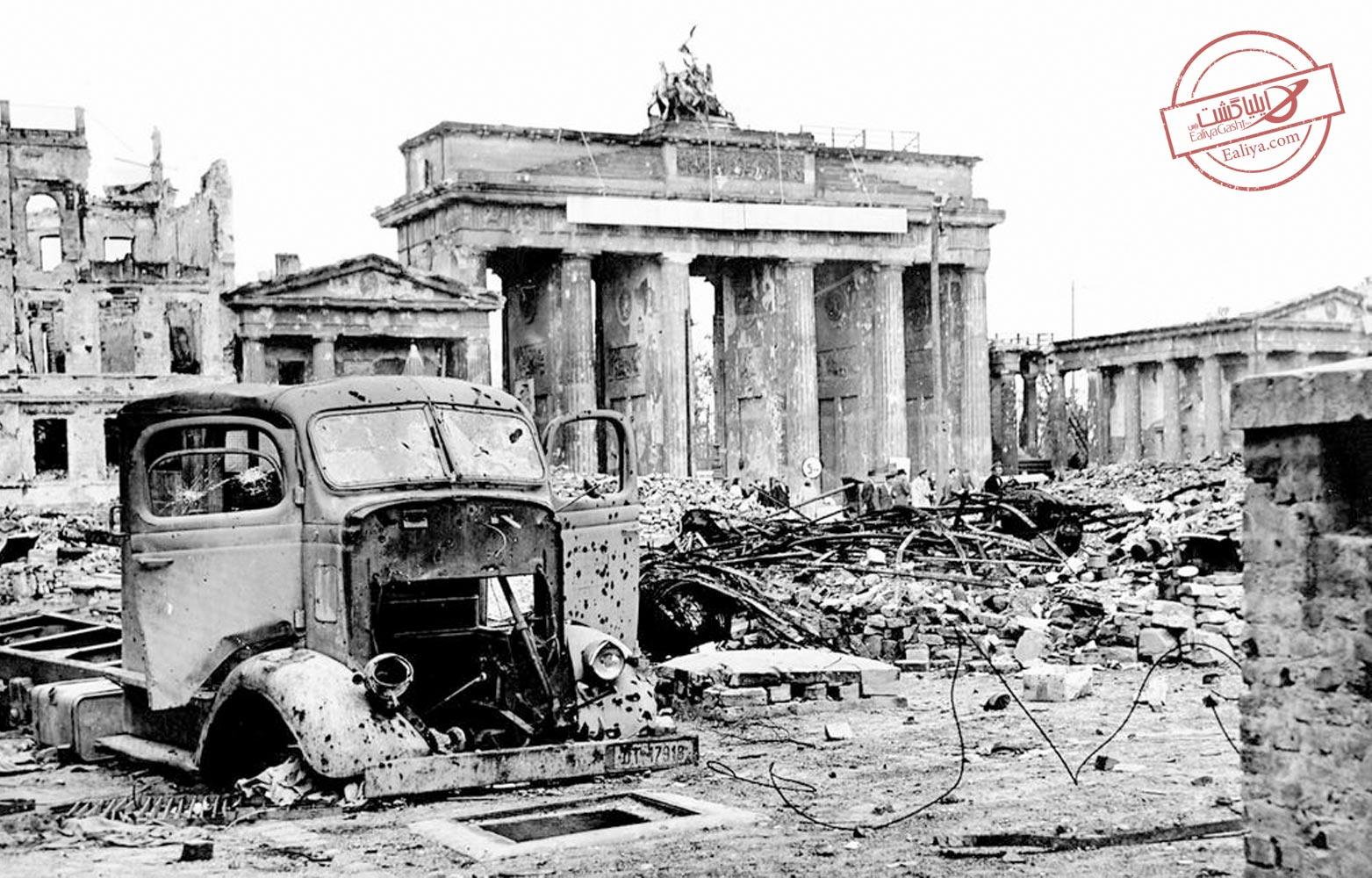 جنگ سرد برلین