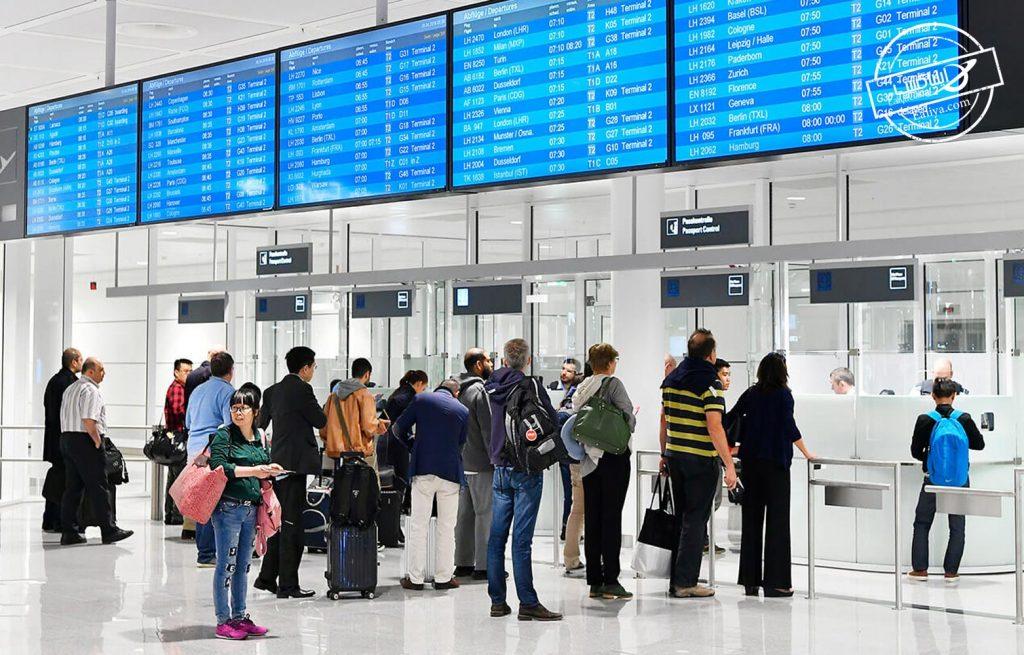 ترمینال فرودگاه مونیخ