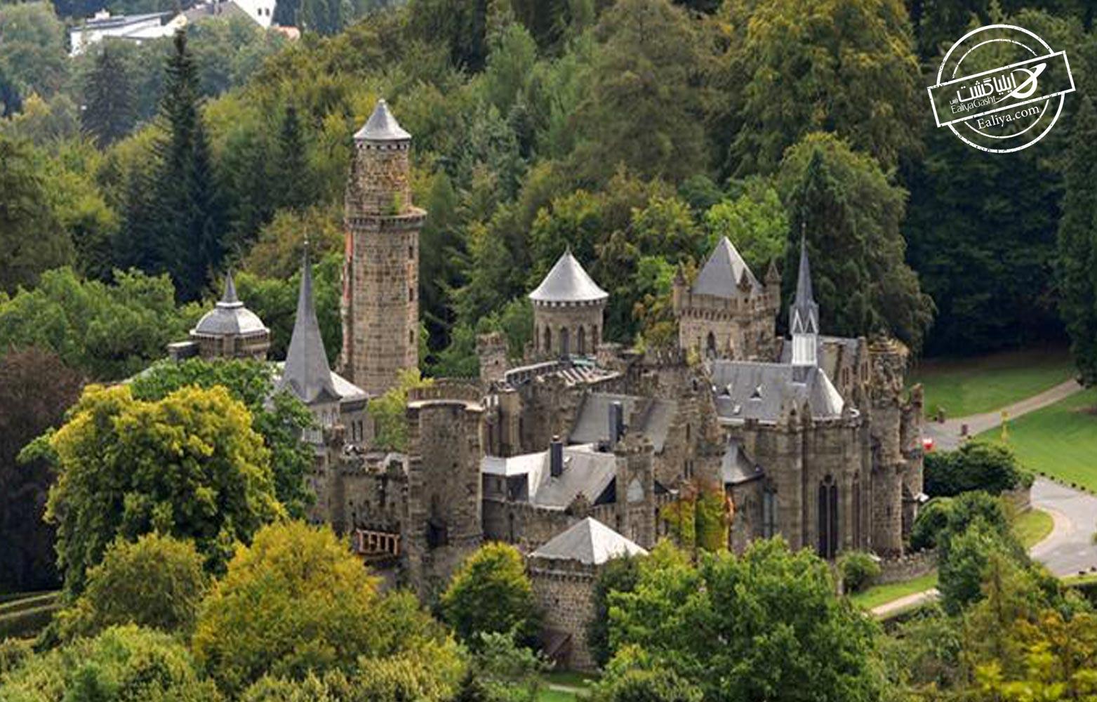 قلعهها و کاخهای آلمان