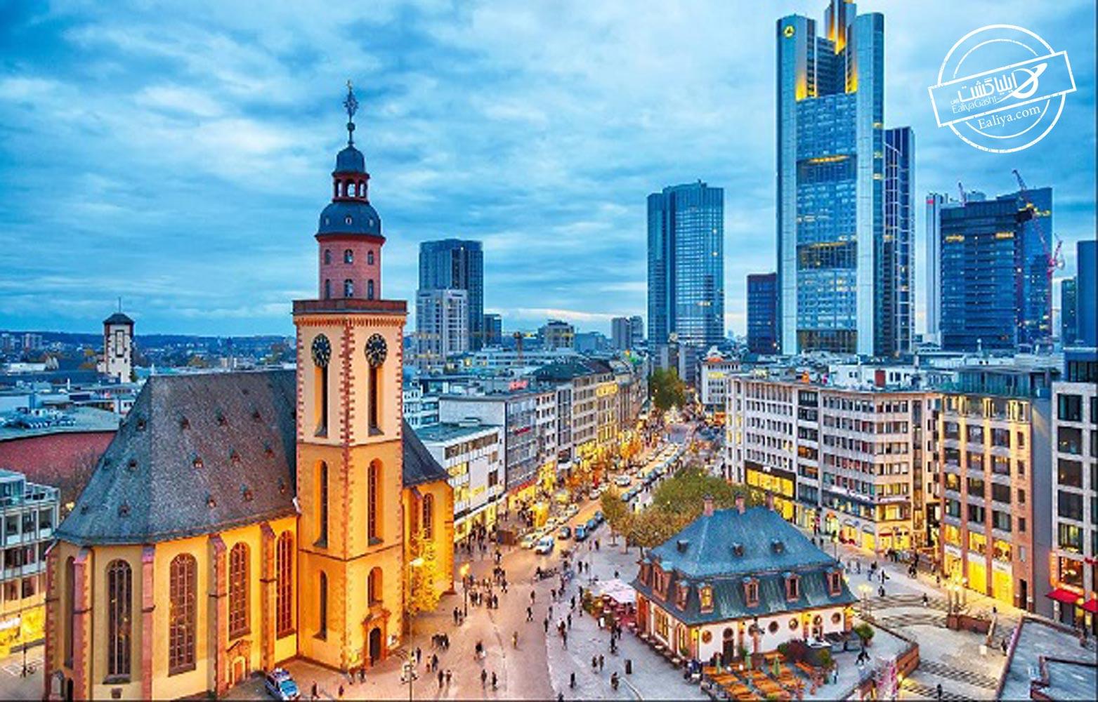 گردشگری در آلمان