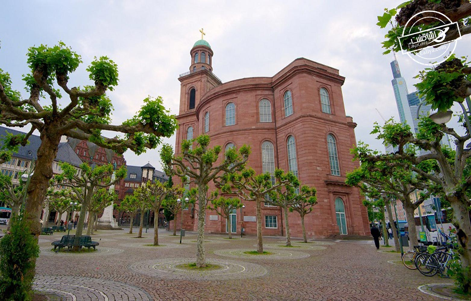 مکان کلیسا