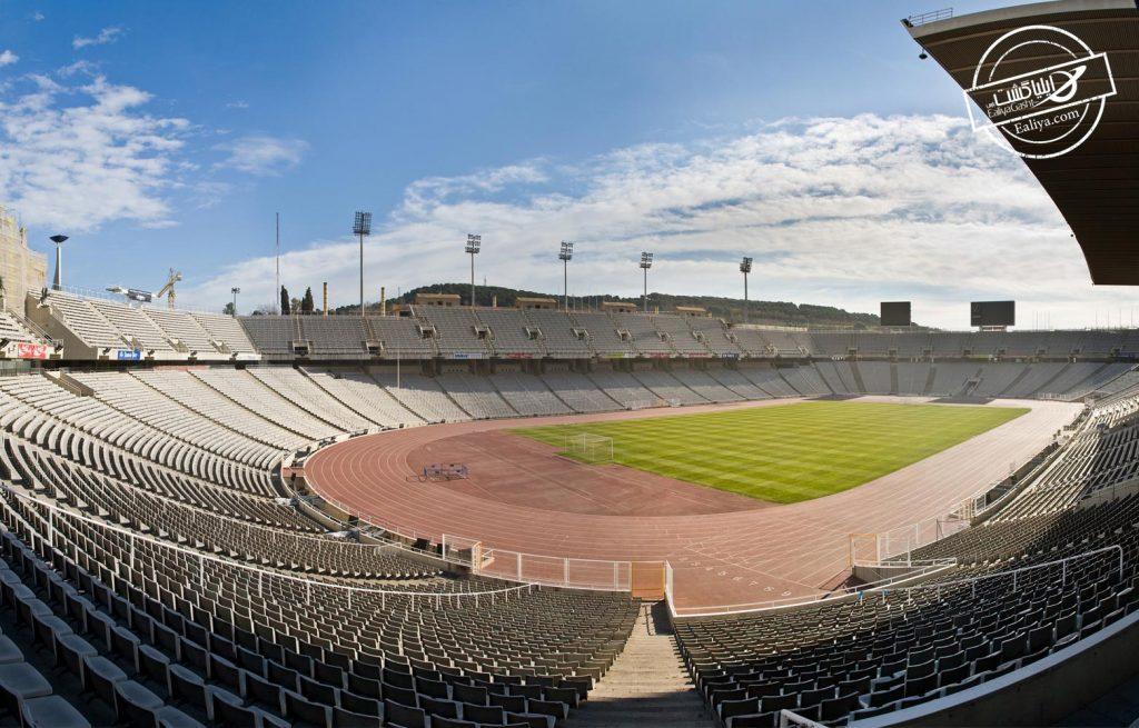 استادیوم المپیک بارسلون