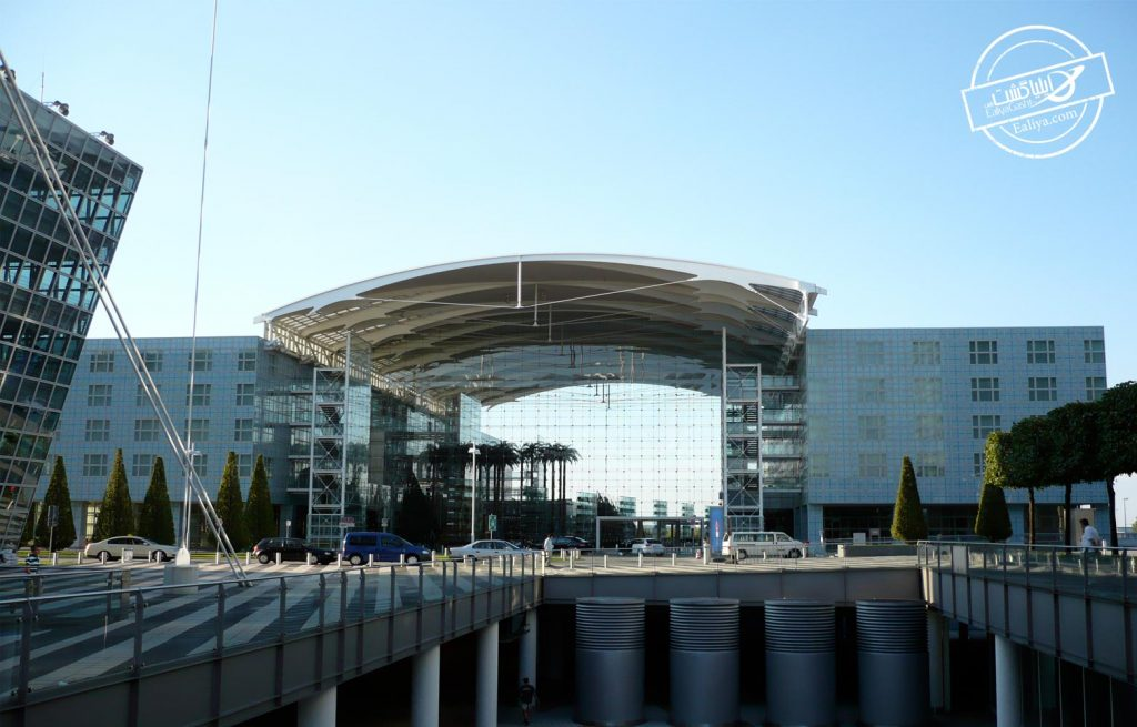 ساخت فرودگاه مونیخ
