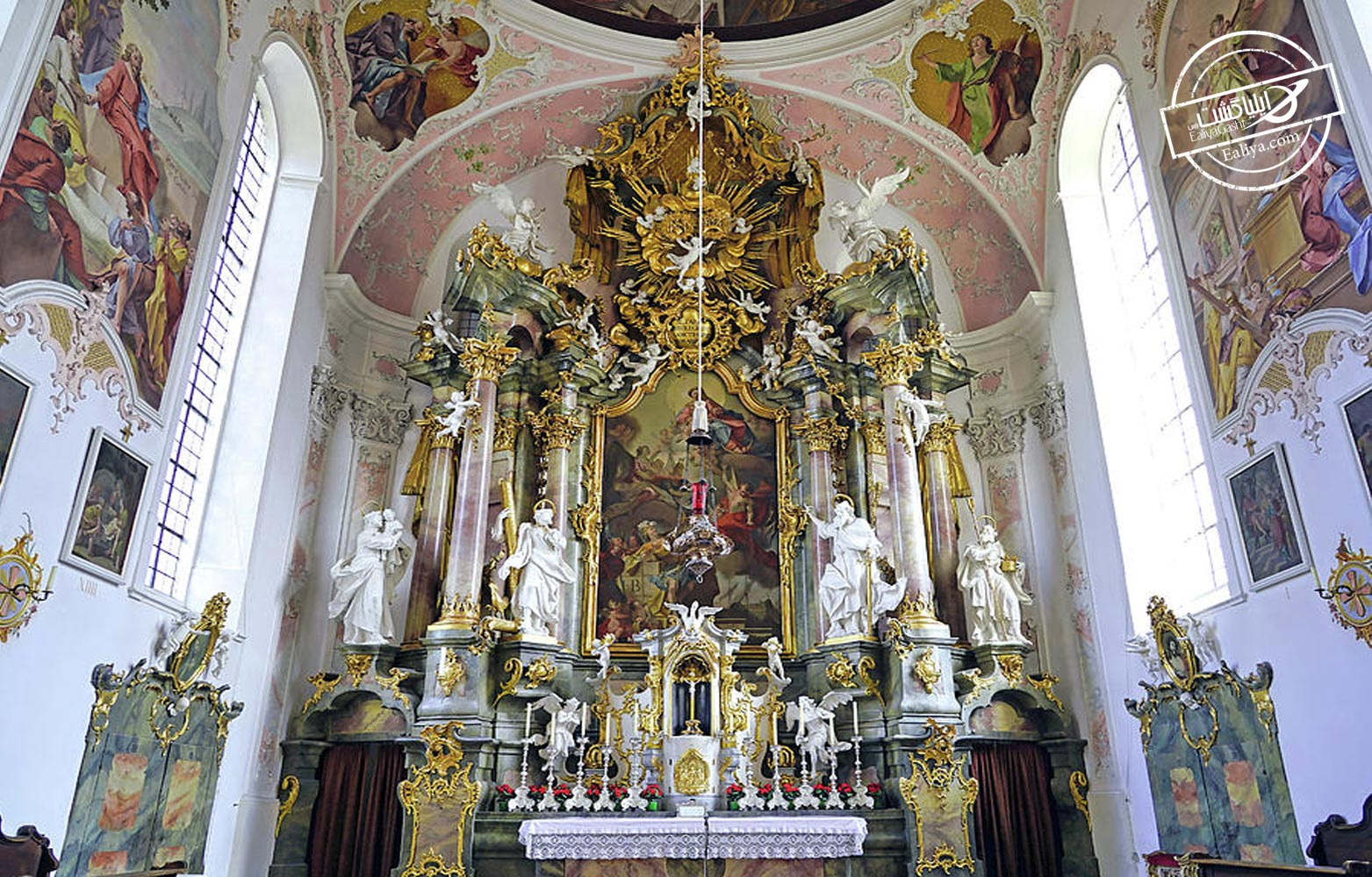 امروزه کلیسای سنت پاول