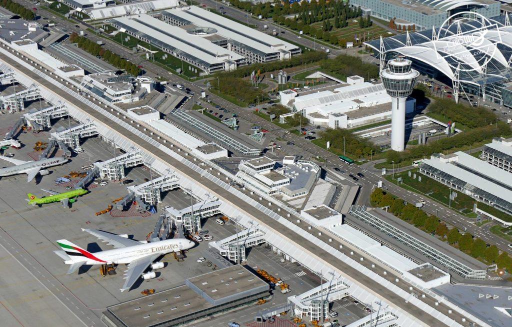 فرودگاه آلمان