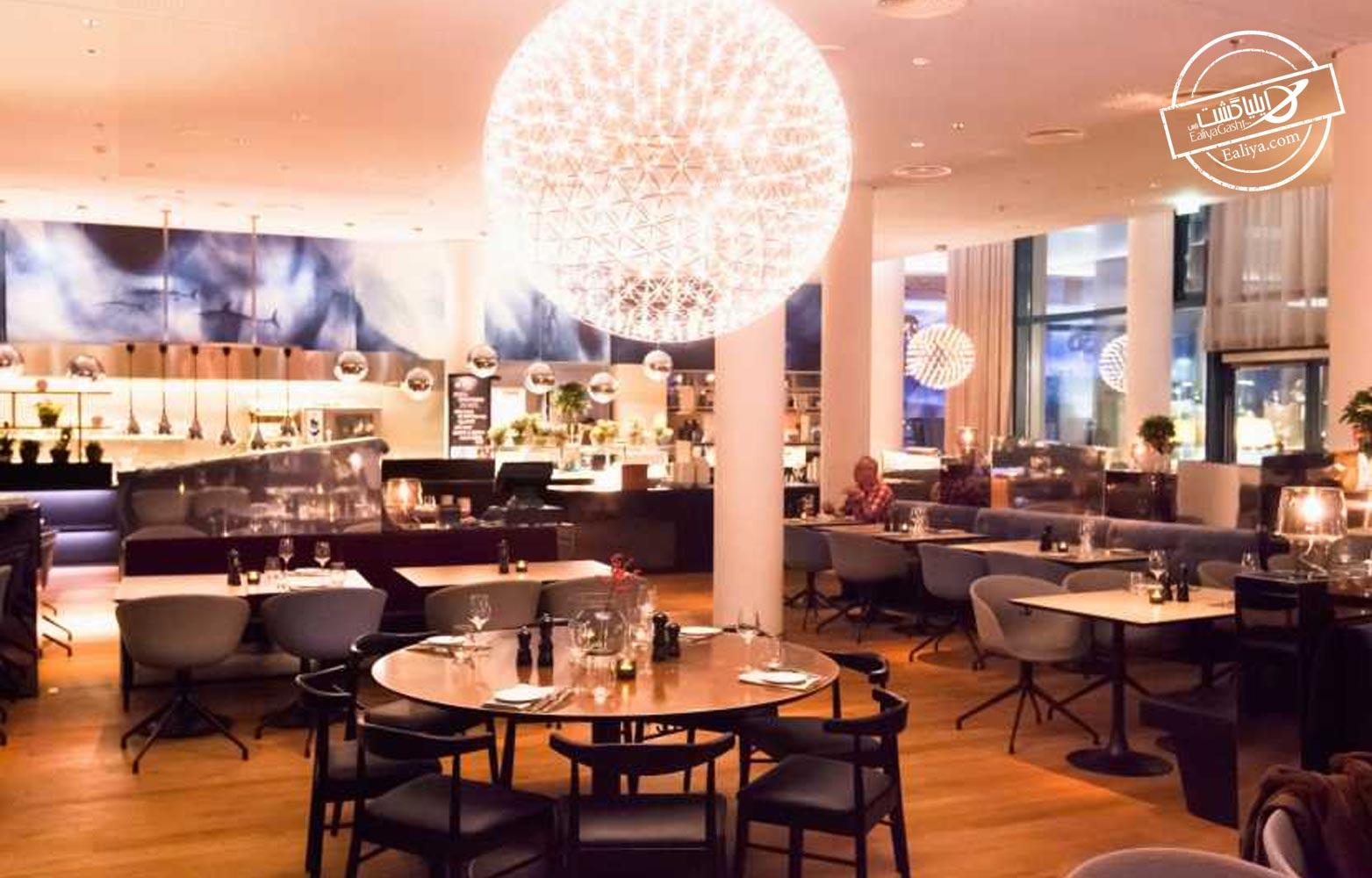 رستوران ها وغذا خوردن در آلمان