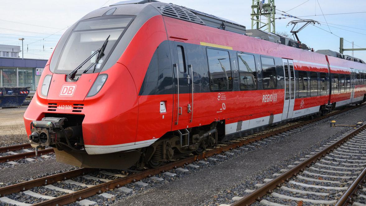 راه آهن ملی آلمان دویچه بان