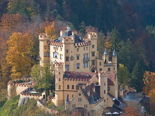 قلعه هوهن آلمان