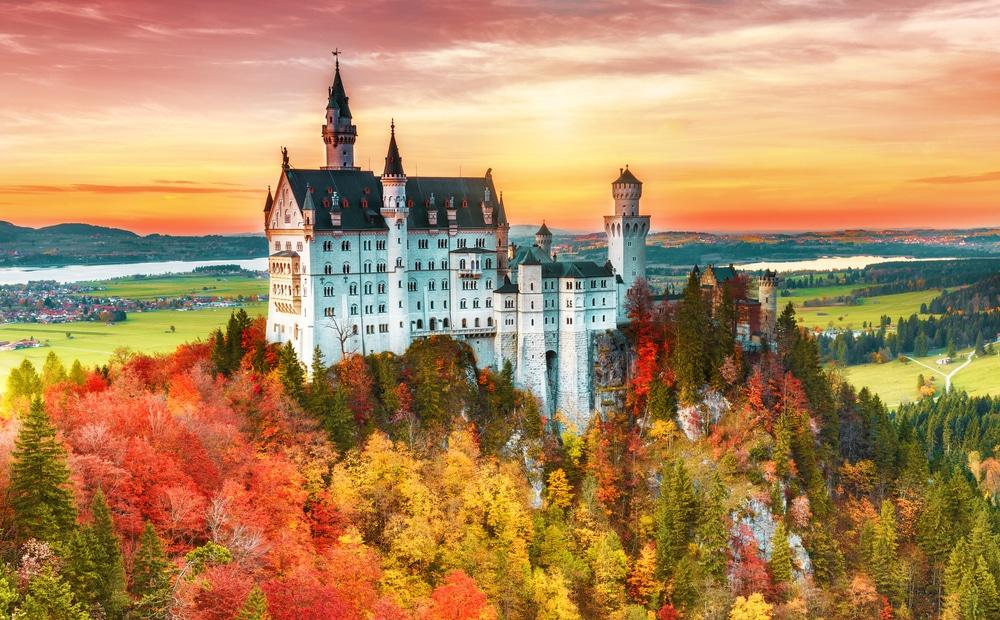 زیباترین قلعه های آلمان
