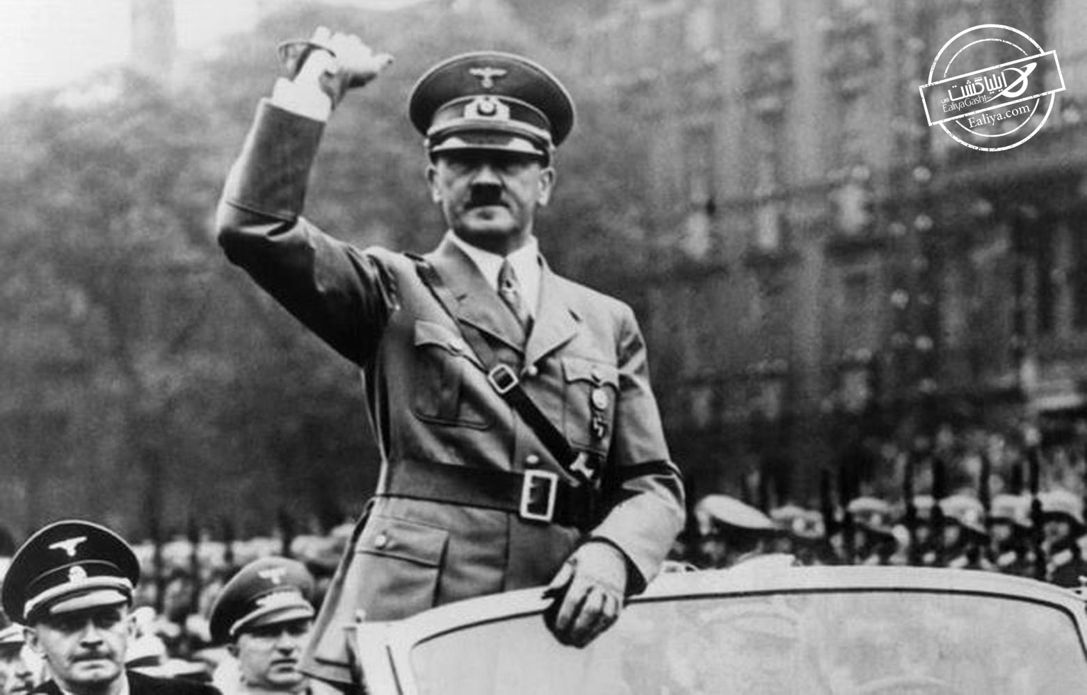جنگ جهانی دوم در یک نگاه کوتاه