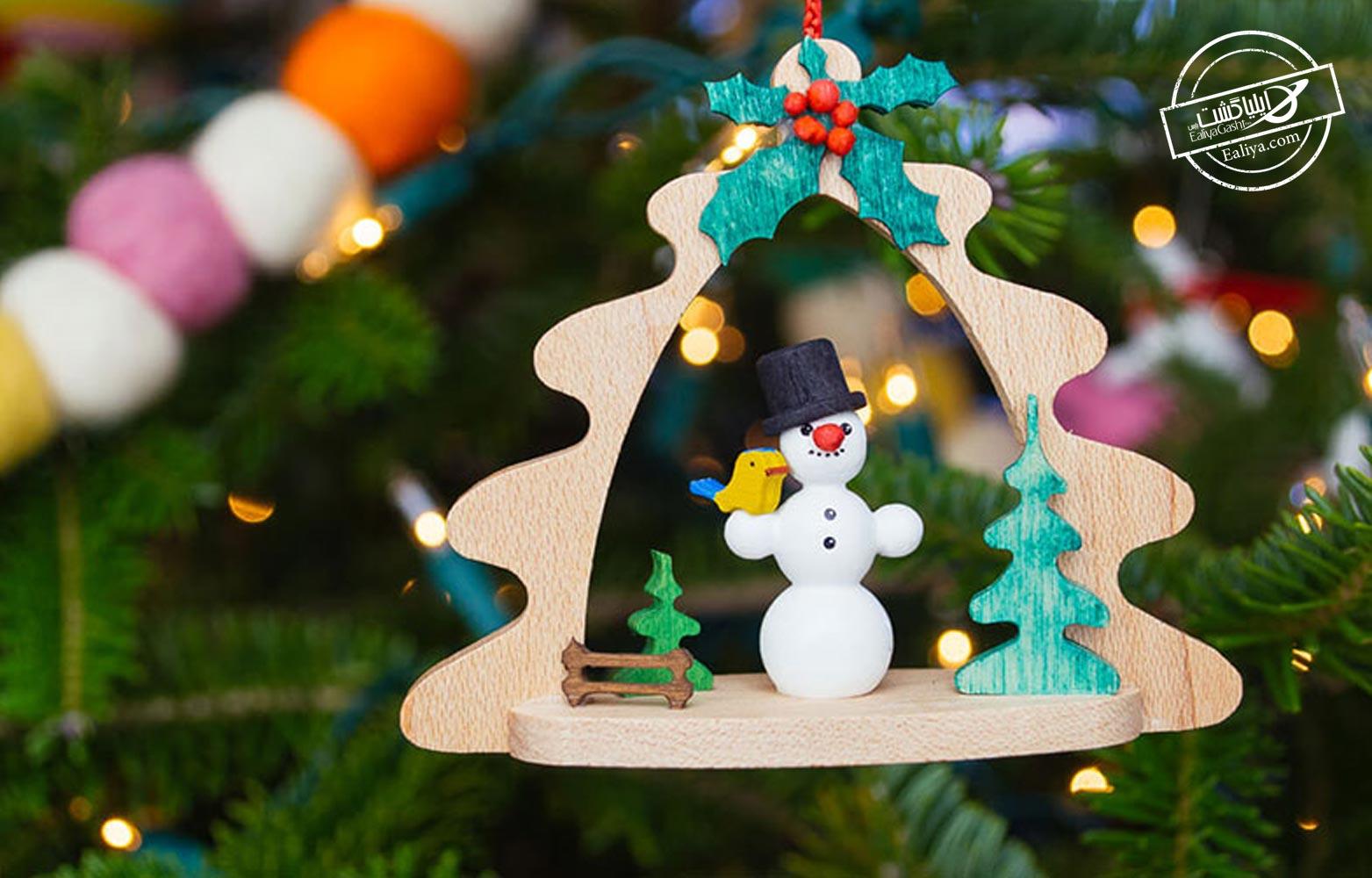 وسایل تزئینات کریسمس
