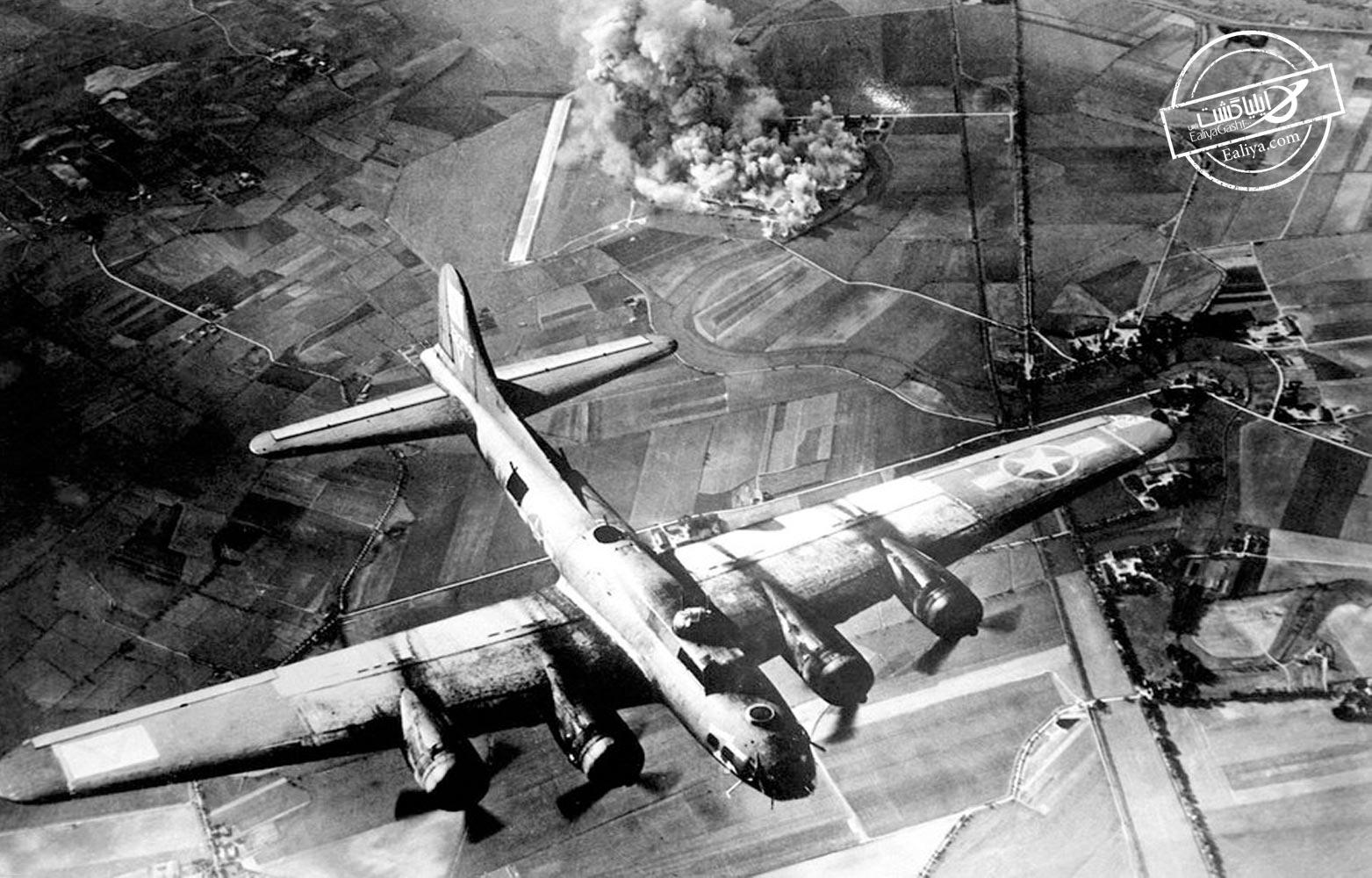 مختصری درباره نقش آلمان در جنگ جهانی دوم