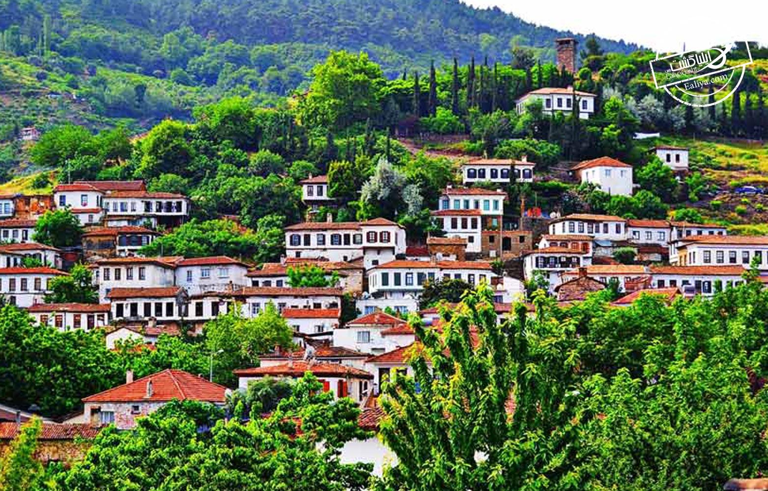 روستای شیرینجه