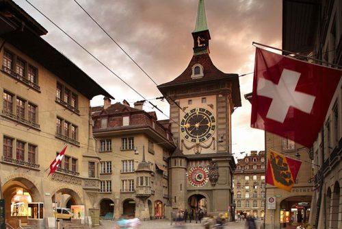 برج ساعت برن سوییس