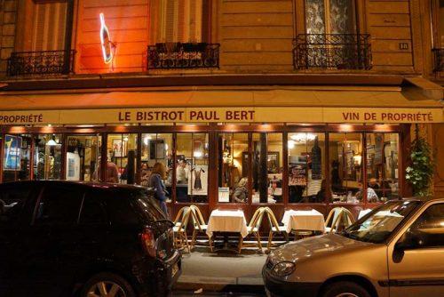 بهترین رستورانهای پاریس