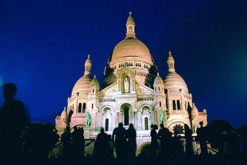 کلیسای سکرهکردومون مارتر پاریس