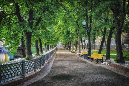 خیابان تورسکایای مسکو